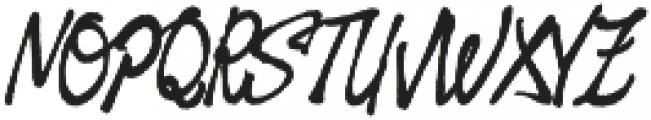 sigismund no7 otf (400) Font UPPERCASE