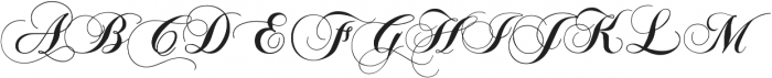 sintiya Script sintiya Script otf (400) Font UPPERCASE