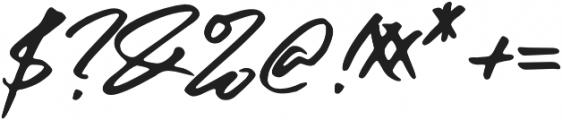 sister slimes font otf (400) Font OTHER CHARS