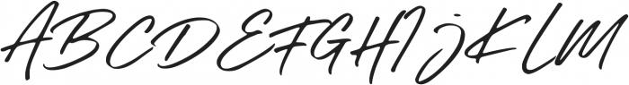 sister slimes font otf (400) Font UPPERCASE