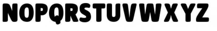 Signor Heavy Font LOWERCASE