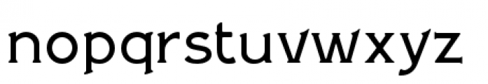 Silentina Movie Font LOWERCASE