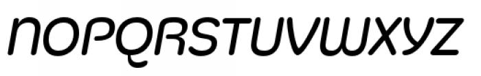 Silicone Book Italic Font LOWERCASE