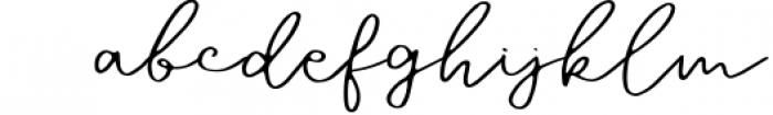 SIXTAPE Font LOWERCASE