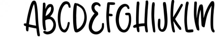 Silky Smooth Font Bundle 1 Font UPPERCASE
