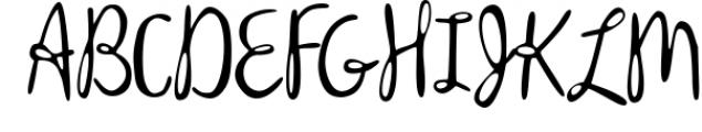 Silly Rabbit Script Font Font UPPERCASE