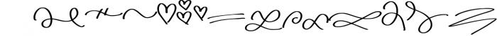 Simple Love Font 2 Font LOWERCASE