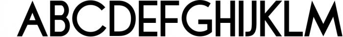 Sinclaire   A Classic Sans Serif Font UPPERCASE