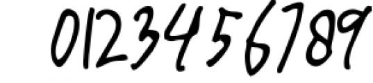 Sinteria Signature Font OTHER CHARS