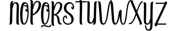 Sittella Font UPPERCASE