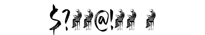 Sibylle DEMO Regular Font OTHER CHARS