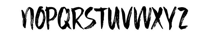 Sibylle DEMO Regular Font UPPERCASE