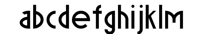 Sierra Madre Font LOWERCASE