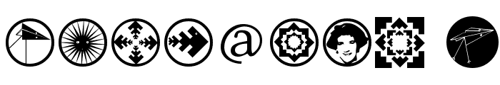 SignalsTypoTwo Font OTHER CHARS