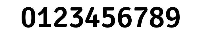 Signika Negative Semibold Font OTHER CHARS