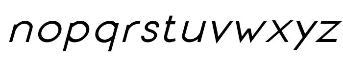 Signoria Bold Italic Font LOWERCASE