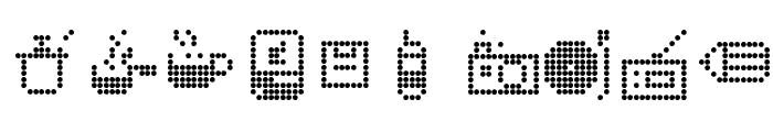 Signotek Font OTHER CHARS