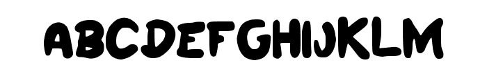 Sile Font UPPERCASE