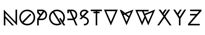 Silent_Lips-Bold Font UPPERCASE