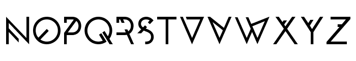 Silent_Lips-Bold Font LOWERCASE