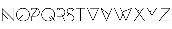 Silent_Lips Font LOWERCASE
