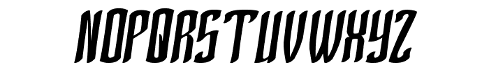 Silver Knight Font UPPERCASE