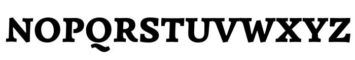 Simonetta-Black Font UPPERCASE