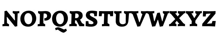 Simonetta-BlackItalic Font UPPERCASE