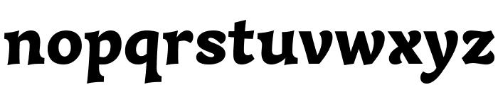 Simonetta-Black Font LOWERCASE