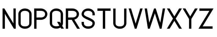 Simpetico Font UPPERCASE