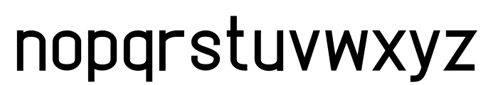 Simpetico Font LOWERCASE