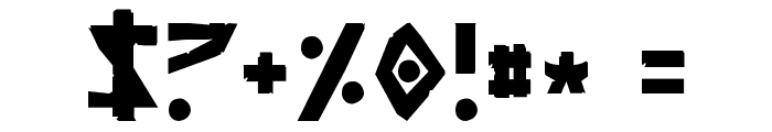 Simple Runes Normal Font OTHER CHARS