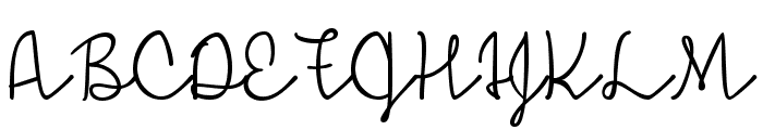 Simple Signature  What Font is