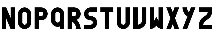 Simpleness Regular Font LOWERCASE