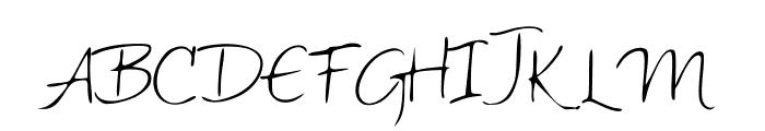 SimplyAdorable Font UPPERCASE