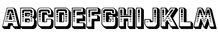 Simson Font LOWERCASE