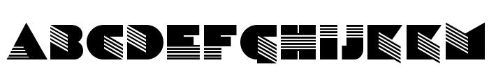 Sinaloa Regular Font LOWERCASE