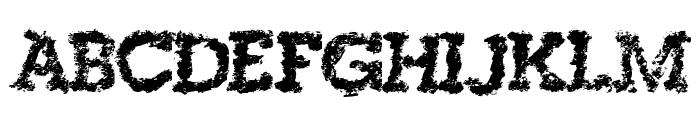 SingleOrigin Font LOWERCASE