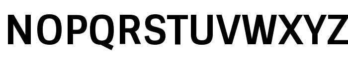 Sintony Bold Font UPPERCASE