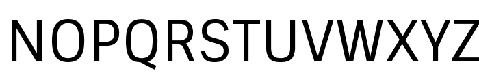 Sintony Font UPPERCASE