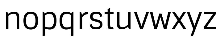 Sintony Font LOWERCASE