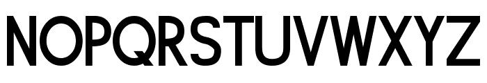 Siple DemiBold Font UPPERCASE