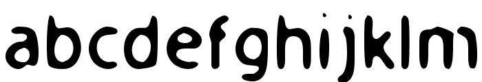 Sir Smoothy Font LOWERCASE