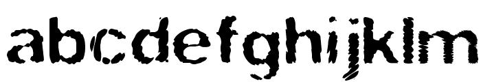 Sira Font LOWERCASE