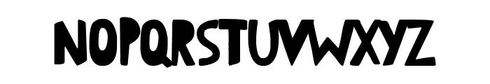 Sister Ant Font UPPERCASE