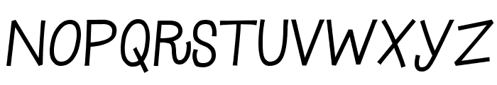 SixtySeven Font LOWERCASE