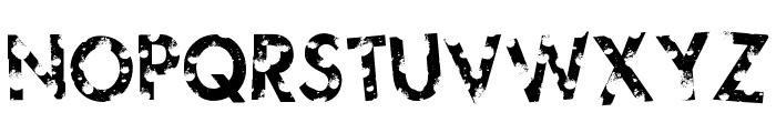 sickfuture Font LOWERCASE