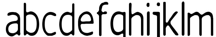 silent witness Font UPPERCASE