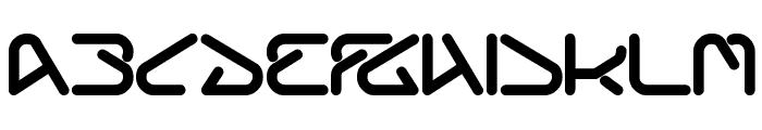 silverbend Font LOWERCASE