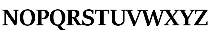 Sitka Banner Bold Font UPPERCASE